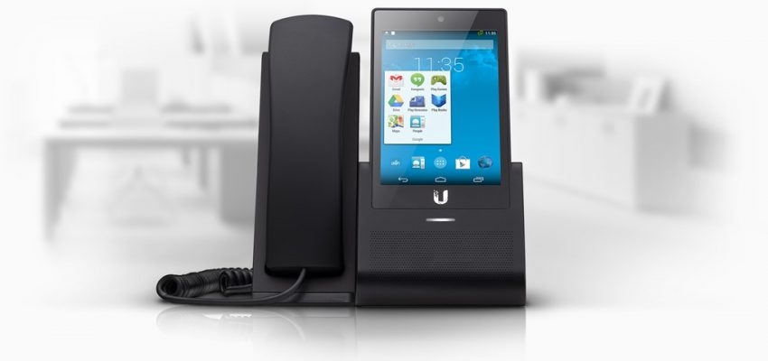 Unifi VoIP phone large