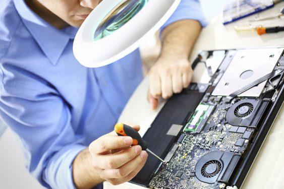 Reparatie van Laptop